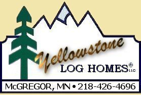 Yellowstone Log Homes of Minnesota Logo
